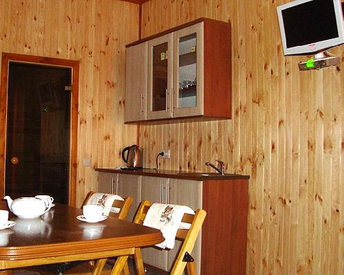 """Комната отдыха сауны гостиного двора """"Эмине Баир"""" с. Мраморное, Крым, фото"""