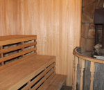 Русская баня на дровах в Ливадии, Ялта