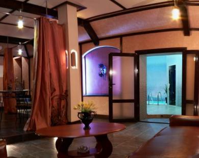 Вкраснодарской сауне со зрелой видео фото 329-734