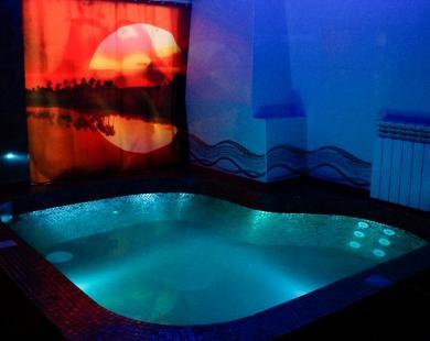 """Баня в отеле """"Hotel California"""", Севастополь"""